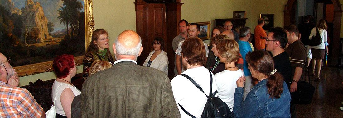Gemäldegalerie - Barock bis Historismus