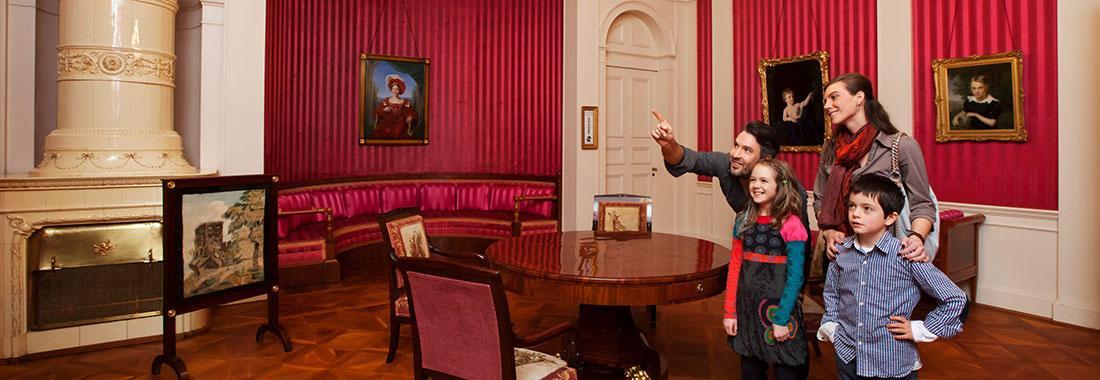 Meininger Museen - Kulturgeschichte zum Anfassen, Hinhören und Begreifen