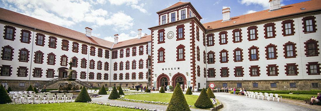 Schloss Elisabethenburg - Ehemalige Residenz der Herzöge von Sachsen-Meiningen