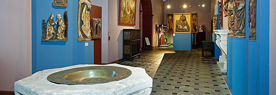 Kunst und Kunsthandwerk - Gotik und Renaissance
